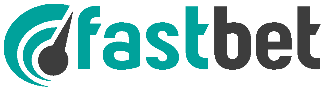 Logo Fastbet Musta