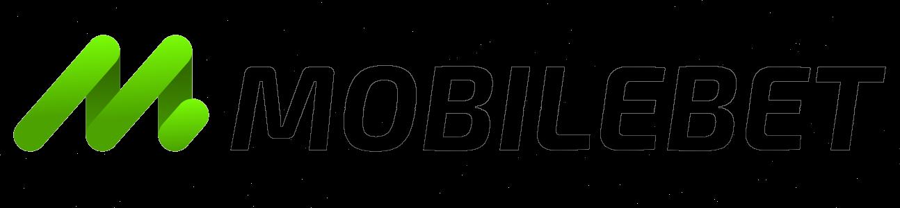 Logo Mobilebet Musta
