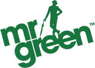 Logo Mr Green Vihrea