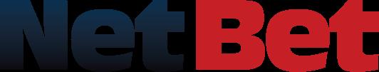 Logo NetBet Azul Vermelho